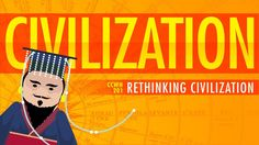 Rethinking Civilization - Crash Course World History 201 Woo! Crash Course History is back! About the best thing i watched in awhile! Crash Course World History, World History Classroom, Modern World History, Disney World Rides, Social Studies Resources, Educational Videos, Ancient Civilizations, Ancient History, Teaching