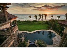 #Naples #Real #Estate  This pool is just fab.  Find more at http://www.realestatejoe.com/waterfront-homes.php