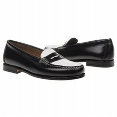 Bass Wayfarer Loafer Black/Biscotti