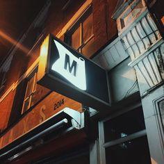 Great meal at Max's Sandwich shop last night @lunchluncheon cheers @thekreeger #crouchhill #sandwichshop #londonfood