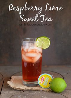 Raspberry Lime Sweet