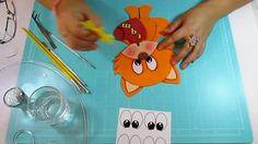 DIY San Valentín en Fomi, Goma Eva, Microporoso, Easy Crafts