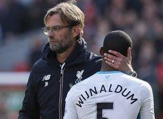 Georginio Wijnaldum scored last season vs: Southampton Chelsea Liverpool Manchester United West Ham Tottenham
