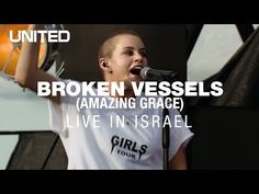 Broken Vessels (Amazing Grace) - Hillsong UNITED - YouTube Hillsong United, Gospel Music, Music Songs, Jesus Videos, Giving Thanks To God, Self Improvement Quotes, Trending Songs, Career Quotes, Success Quotes