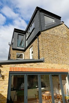L Shaped Extension Ideas For The House Pinterest