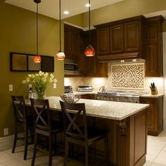 Small Kitchens Design Ideas, Pictures, Remodel, and Decor - page 7