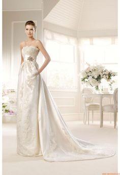 Robes de mariée La Sposa Medallon 2013