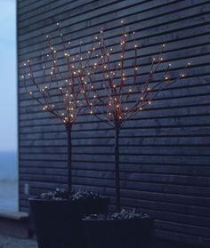 Sirius LED- Lichterbaum Rasmus Tree 110 cm braun: Amazon.de: Küche & Haushalt