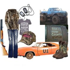 Fun Day Out, created by countrygirl911 on Polyvore