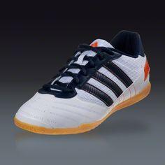de83c971c96 adidas Freefootball SuperSala - Running White Collegiate Navy Orange Indoor  Soccer Shoes Soccer Gear