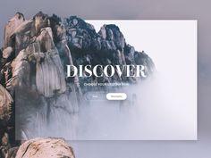 Discover widget