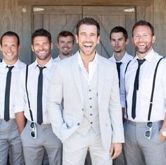 49 Best Wedding Groomsmen Attire Images Wedding Wedding