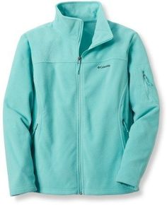 Columbia Fast Trek II Full-Zip Fleece Jacket - Women\'s Plus Sizes - 2013 Closeout