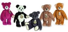 Adopt your own Hermann Bear. When you choose a bear to adopt, he/she will come with a personalized adoption certificate and a letter of adoption from the Editor. Visit http://www.teddybeartimes.com/ and select 'Extras' in the top navigation. #TeddyBear #AdoptaBear