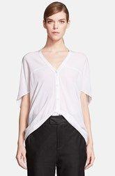 Helmut Lang 'Axio' Crepe Shirt