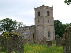 Wensley Church, Wensley, North Yorkshire, England, United Kingdom.