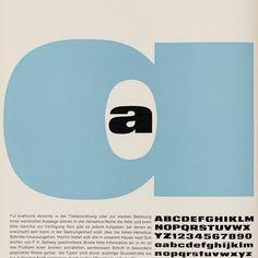 Information Extra Bold Extended. Friedrich Karl Sallwey. Stempel. 1958.