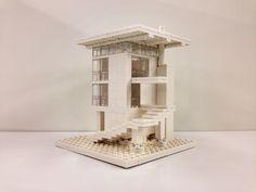 Delta-View-1.jpg (1200×900) Studios Architecture, Architecture Art, Lego Studios, Brick Design, Lego For Kids, Legos, Lego Lego, Lego Blocks, Playmobil