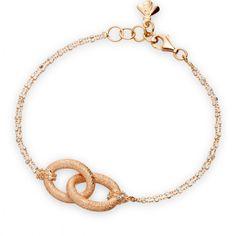 Carolina Bucci: 1885 Double Link and Chain Bracelet