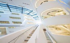 WU Campus Vienna, Vienna University of Economics