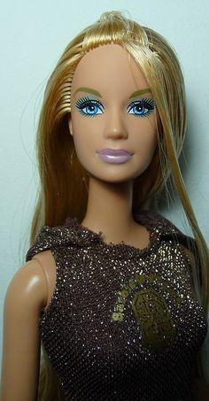 fashion fever barbie by kostis1667, via Flickr