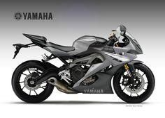 YAMAHA YZF R3 900