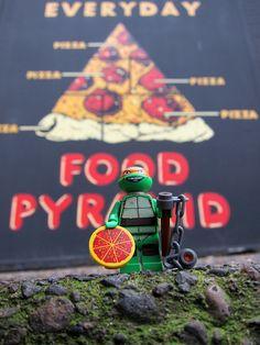 LEGO Teenage Mutant Ninja Turtles : Heroes in a Half Shell @ Sizzle Pie