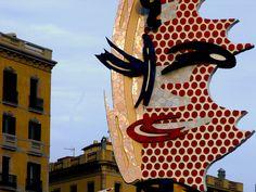 Roy Lichtenstein in Barcelona