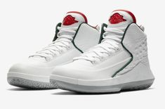 01411710374 Release Date: Air Jordan 32 Italy NRG This Air Jordan 32 Italy NRG was  introduced
