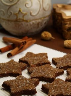 Fahéjas-kakaós karácsonyi sütemény Cookie Recipes, Dessert Recipes, Desserts, Sweet Like Candy, Hungarian Recipes, Cake Cookies, Christmas Cookies, Sweet Recipes, Food And Drink
