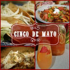 A collection of some of Deep South Dish favorite recipes appropriate for your Cinco de Mayo party!