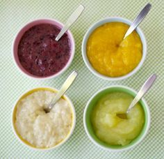 Papillas de frutas naturales | Blog de BabyCenter