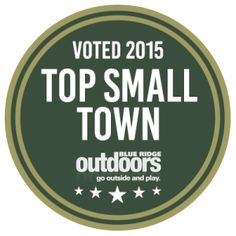 Franklin, NC voted 2015 Top Small Town by Blue Ridge Outdoors
