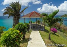 Fort Cambleton in Charlotteville Tobago