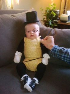 I need a baby to dress up