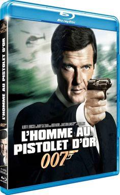 JAMES BOND 007 L Homme au pistolet d or  - BLU-RAY NEUF
