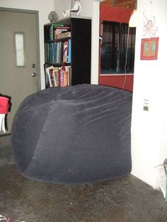 DIY Bean Bag Chair My Kid Wants One Of These And