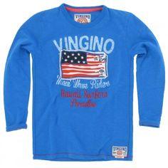 Vingino - Longsleeve Jaro french blue