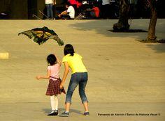 El papalote. / The kite.