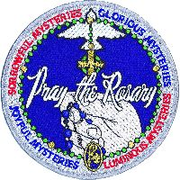 NCCS Activities - Rosary Series: Joyful Mysteries Luminous Mysteries Sorrowful Mysteries Glorious Mysteries Pray the Rosary Praying The Rosary, Holy Rosary, Cub Scouts, Girl Scouts, Girl Scout Patches, American Heritage Girls, Girl Scout Badges, Girl Scout Crafts, Cross Art