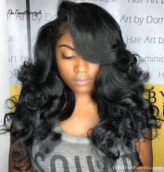50 Best Eye Catching Long Hairstyles For Black Women intended for proportions 1028 X 1080 Black Long Curly Weave Hairstyles - 'Short Black Hairstyles Hit Black Curly Weave Hairstyles, Long Curly Weave, Sew In Hairstyles, American Hairstyles, Long Curly Hair, Black Women Hairstyles, Straight Hairstyles, Curly Hair Styles, Natural Hair Styles