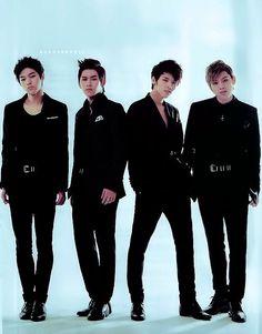 L,Hoya,Woohyun and sung gyu.