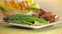 Delicious Pan Fried Asparagus