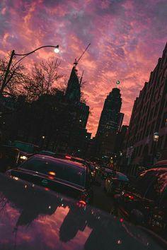 55 ideas urban landscape photography city life sky for 2019 Tumblr Wallpaper, Cloud Wallpaper, Sunset Wallpaper, Purple Wallpaper, Wallpaper Size, Wallpaper Art, Nature Wallpaper, Belle Photo, Aesthetic Wallpapers