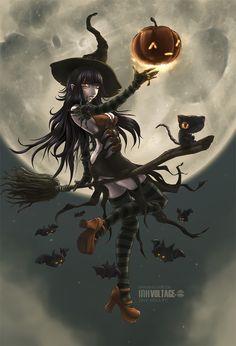 witch*