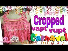 ⏰CROPPED VAPT VUPT - POR FRAN ALUAP passo a passo - YouTube