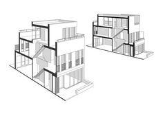 Roomburg housing by Snitker/Borst - Dezeen