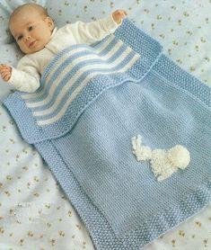 PDF Baby Pram Blanket Knitting Pattern – Vintage, Retro, Baby Blanket, Pram Blanket - PDF instant do Easy Knitting Patterns, Baby Patterns, Free Knitting, Baby Knitting, Crochet Baby, Knit Crochet, Double Knitting, Knitting Yarn, Vintage Patterns