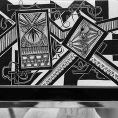 #illustration #blackandwhite #sketch #art #penart #linework #dotwork #abstract #doodle #instaart #drawing #linedrawing #boxes #instagram #artistsofinstagram #design #blackworkerssubmission #blackink
