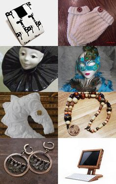 Cool and Quirky by Erinn LaMattery on Etsy--Pinned with TreasuryPin.com